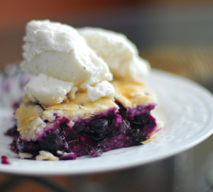 All We are saying is Give Pie a Chance